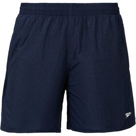 "speedo Solid Leisure 16"" zwembroek Heren, navy"